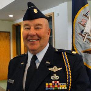 Larry Geringer, founding board member - President